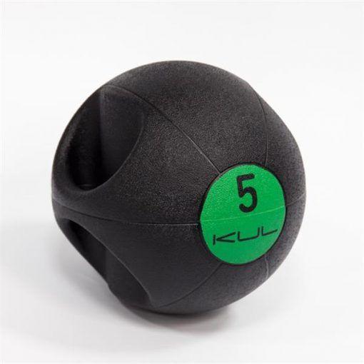 balón doble agarre