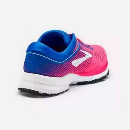 Brooks Launch 5 Mujer Rosa