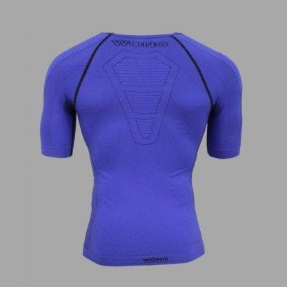 Camiseta técnica Wong Azulón