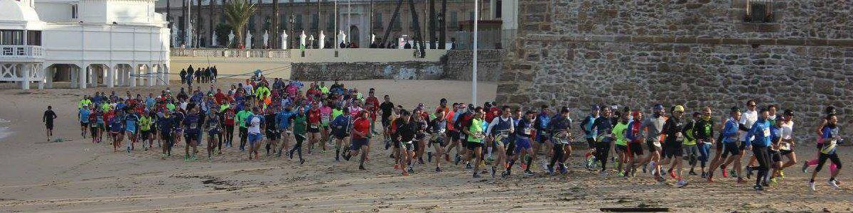 VIII Media Maratón Caletera #cdtrailrunnerstore