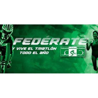 Licencia Federativa Triatlón Andalucía