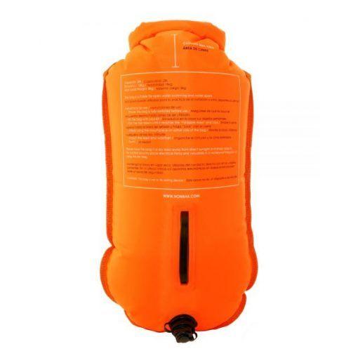 Boya de natación Nonbak Naranja