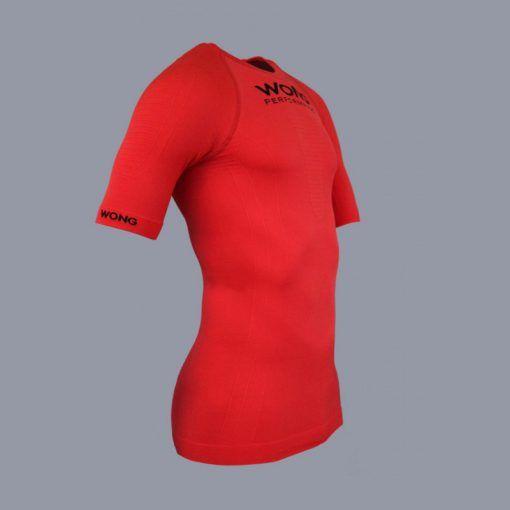Camiseta Wong Monka 24102 Rojo