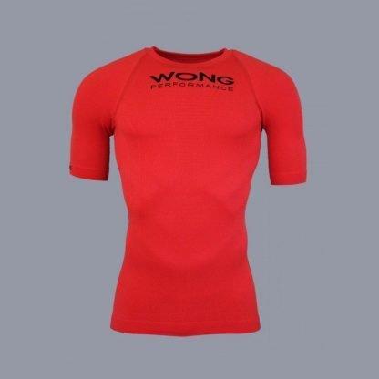 Camiseta Wong Monka Rojo