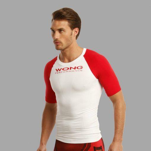 Camiseta Wong Monka blanco 24102