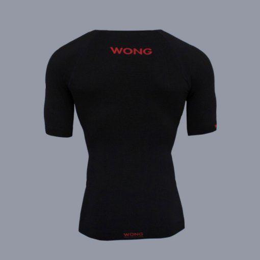 Camiseta compresión running Wong Monka