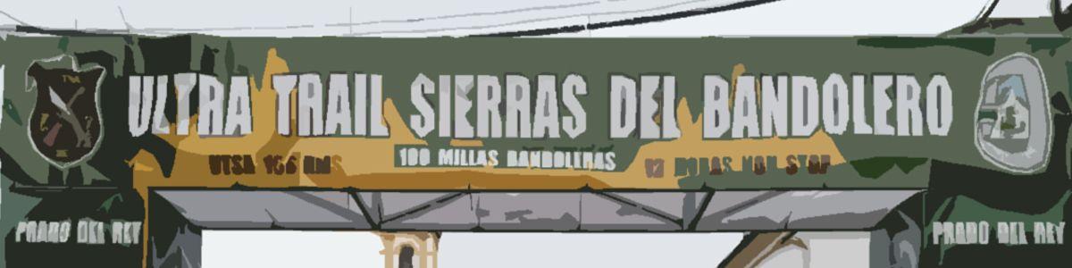 Ultra Trail Sierra Bandoleros 2018