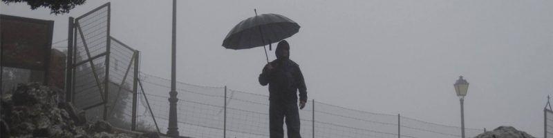 corriendo bajo la lluvia #cdtrailrunnerstore