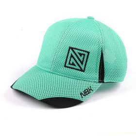 Gorra Nonbak Aero emerald