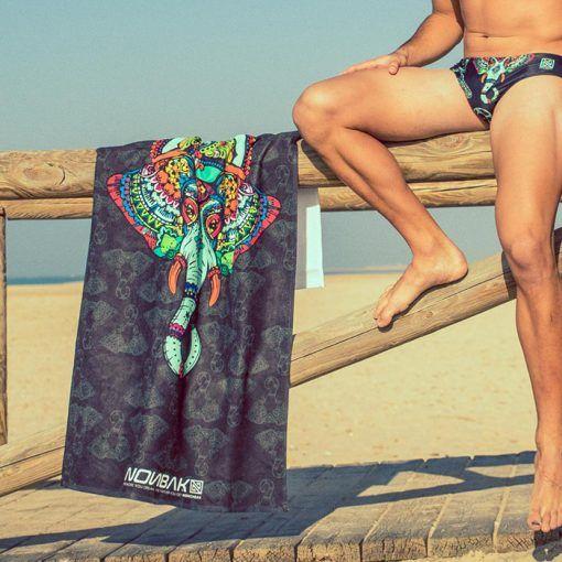 Nonbak Goa toalla playa