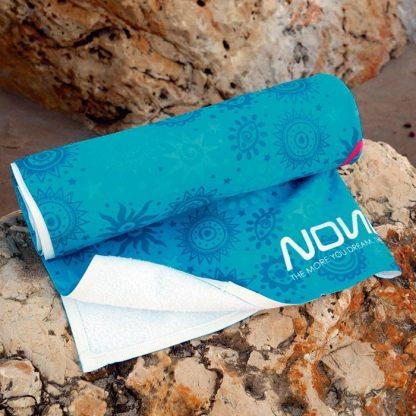 Toalla microfibra y algodón Nonbak