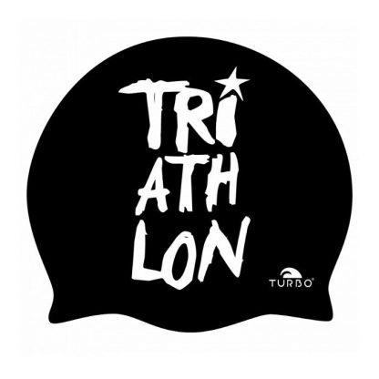 Gorro Turbo Triathlon negro