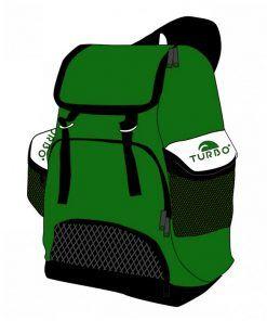 Mochila Turbo Draco verde