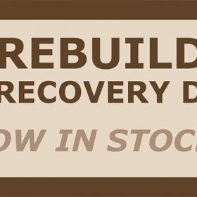 Recuperador muscular batido Tailwind Rebuild Recovery