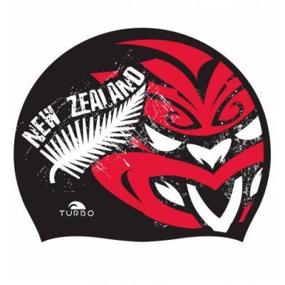 Gorro natación Turbo New Zeland trail mask