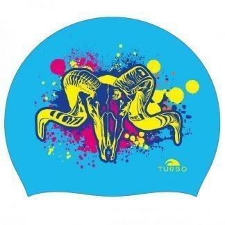 Gorro natación Turbo Ram