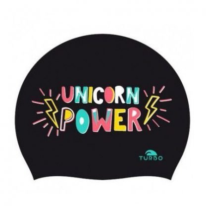 Gorro natación Turbo teen power