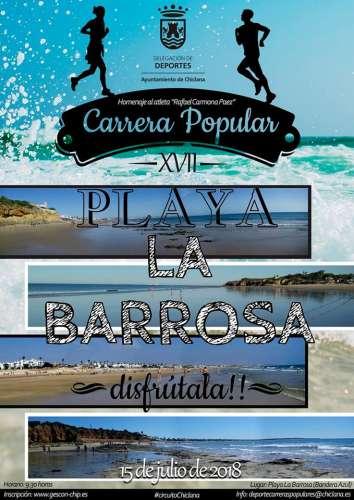 Popular Playa de la Barrosa
