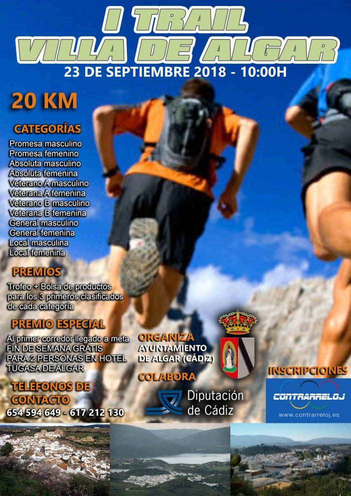 Trail Villa de Algar