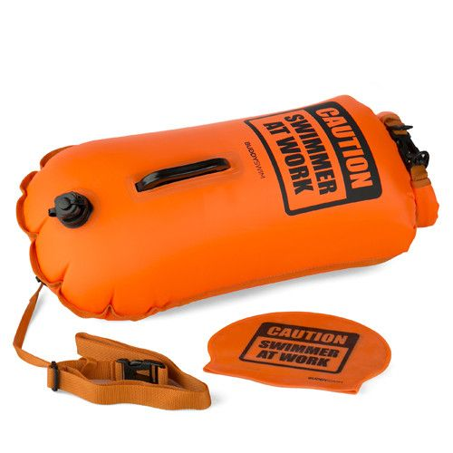 Boya Drybag BuddySwim 28lt caution orange