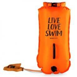 Boya Drybag BuddySwim 28lt love oranje