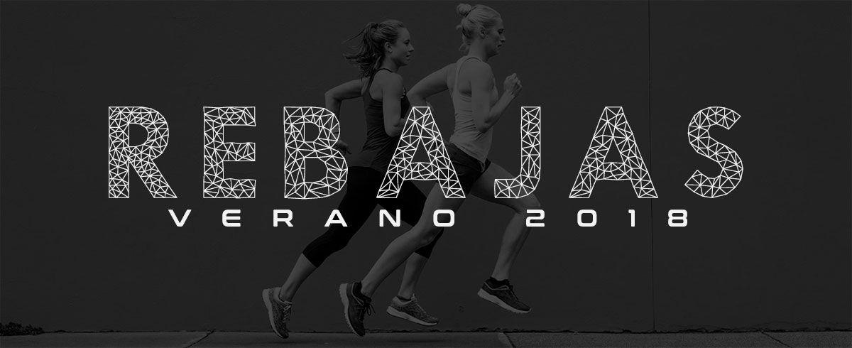 Rebajas running 2018