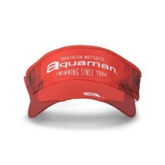 Aquaman Race Visor roja