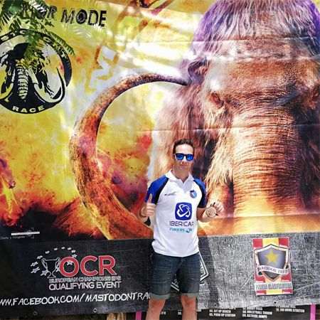 Mastodont Mikes Race Marbella2018 #cdtrailrunnerstore
