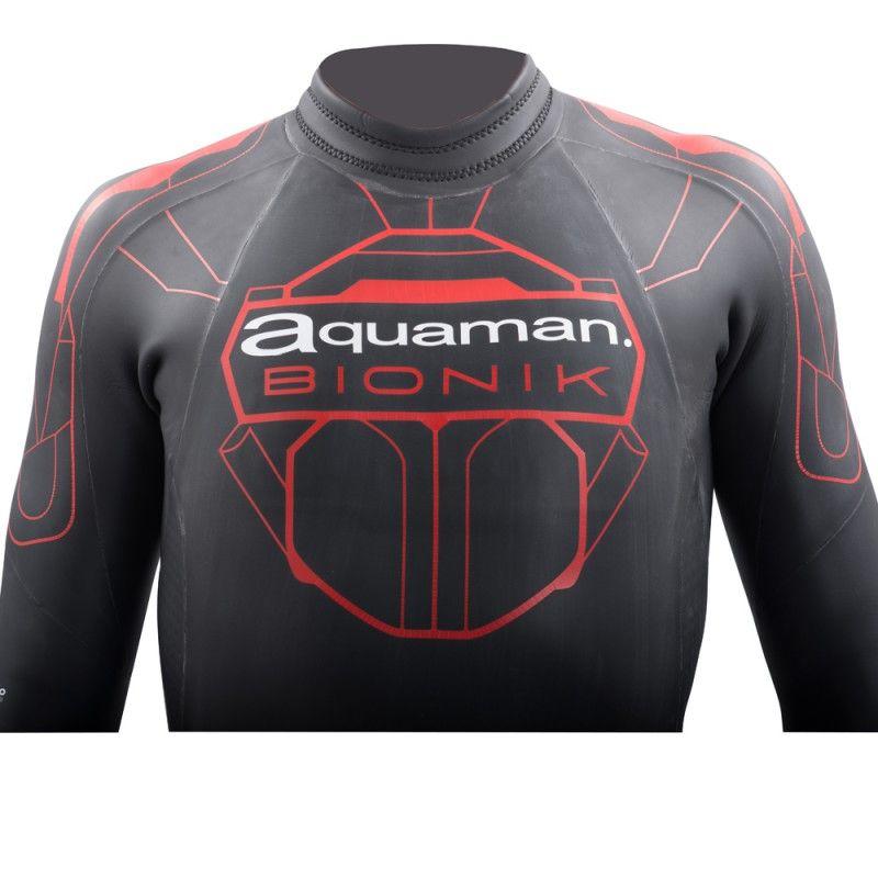 Traje Neopreno Aquaman Bionik Hombre  05c7eeb9ec8