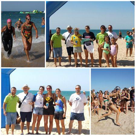 XXXIII Travesía Playa de la Costilla #cdtrailrunnerstore