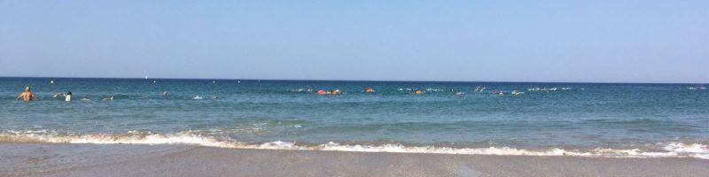 Entrenos de Natación en Aguas Abiertas
