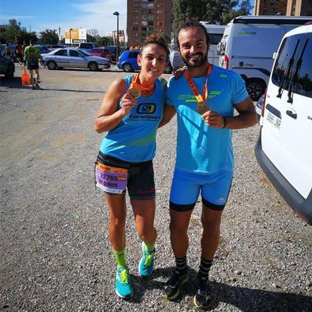 28º Medio Maraton Valencia #cdtrailrunnerstore