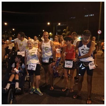 Carrera Nocturna del Guadalquivir kh-7 Sevilla 2018 #cdtrailrunnerstore
