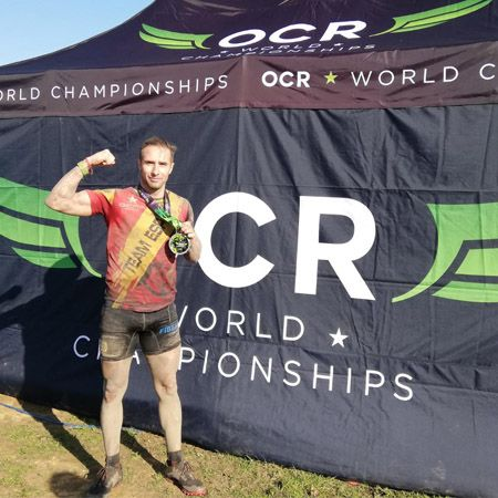 OCR World Championship 2018 #cdtrailrunnerstore