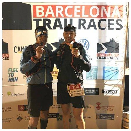 Barcelona TrailRaces 2018 #cdtrailrunnerstore