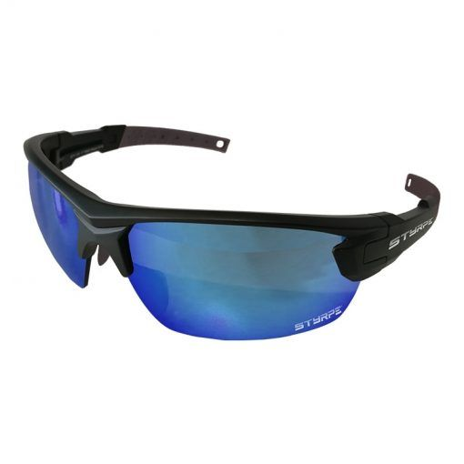 Gafas Trail Running STYRPE mod. STY 03 Black azul (2)