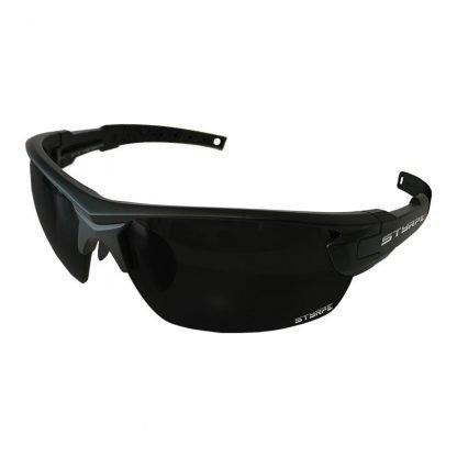 Gafas Trail Running STYRPE mod. STY 03 Black polarizada (2)