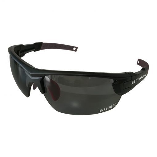 Gafas Trail Running STYRPE mod. STY 03 Black polarizada (4)