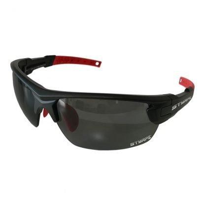 Gafas Trail Running STYRPE mod. STY 03 Black polarizada