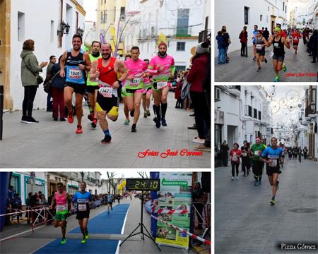 San Silvestre Chiclanera 2018 #cdtrailrunnerstore