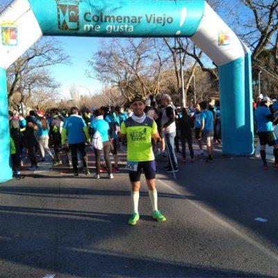 San Silvestre Colmenar Viejo 2018 #cdtrailrunnerstore