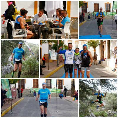 III Trail Extrema Sierras de Montejaque #cdtrailrunnerstore