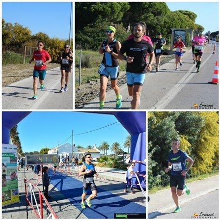 XVIII Carrera Atlética Chiclana Sancti Petri #cdtrailrunnerstore