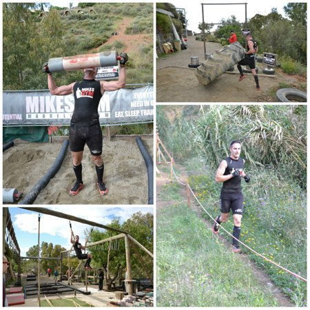 The Assault at Mike's Gym 2019 #cdtrailrunnerstore