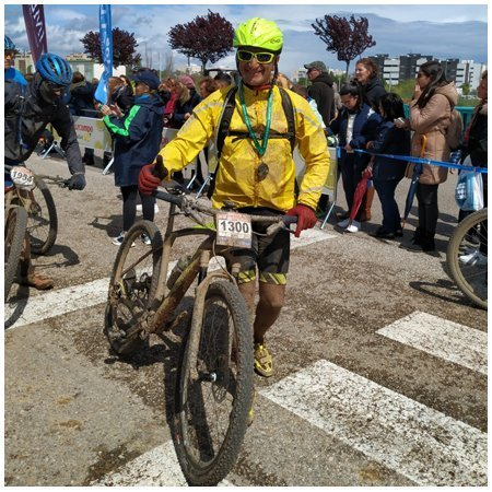 XV Maratón MTB Guzmán el Bueno #cdtrailrunnerstore