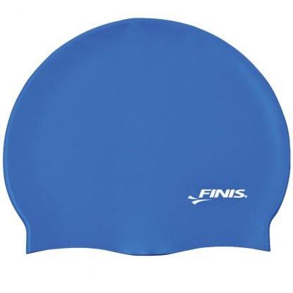 Gorro silicona Finis azul