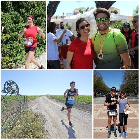 III Sherry Maratón #cdtrailrunnerstore