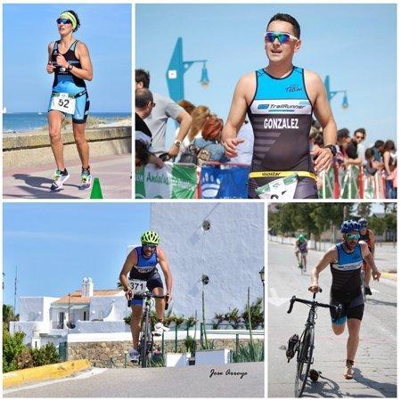 XXXII Triatlón Sprint chiclana #cdtrailrunnerstore