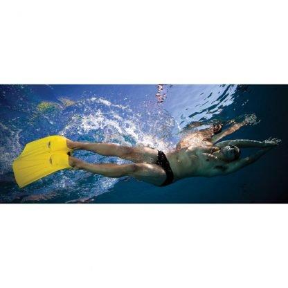Monoaleta de natación Finis Foil