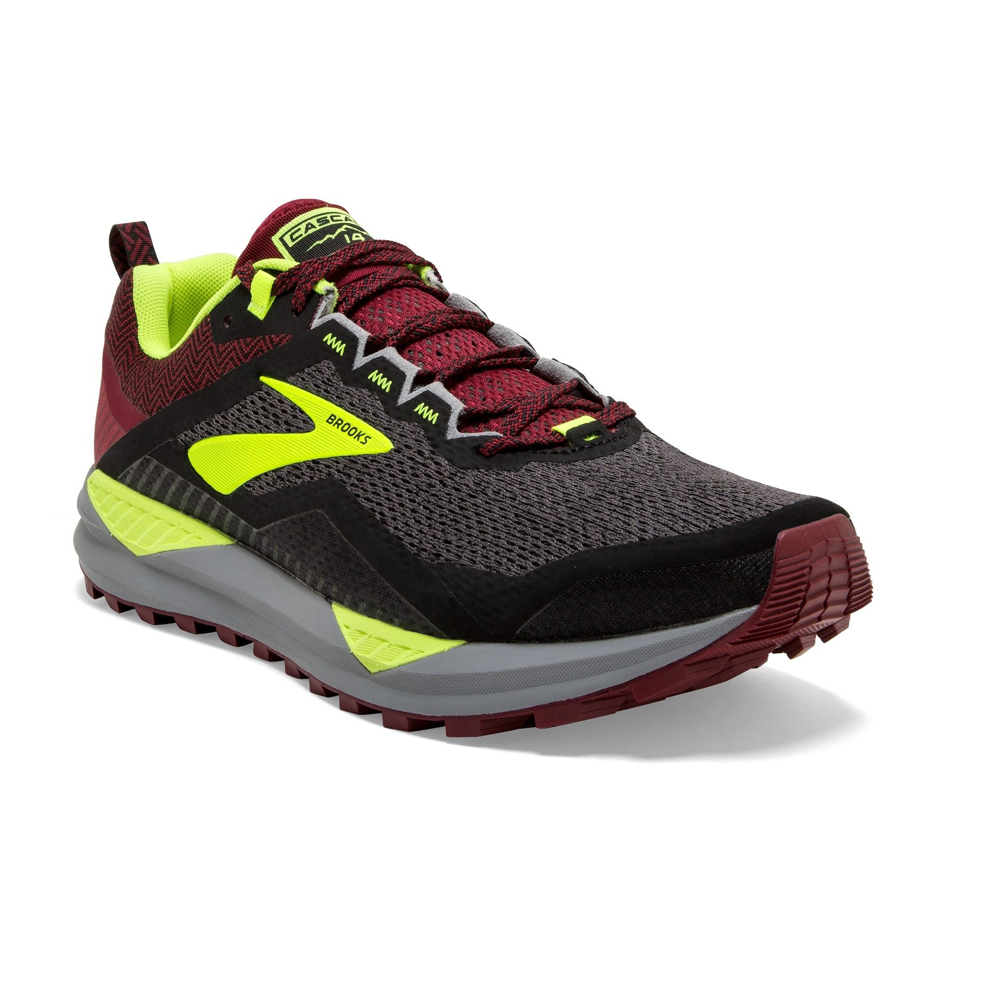 Zapatillas 14 Trail Running Hombre Brooks Cascadia exordWCB